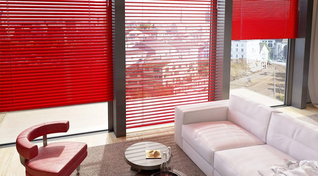 Veni_Stores022_ALU_Lamellen-horizontaal_Store-vénitien_horizontal-blinds-slats_25mm_rood-rouge_living