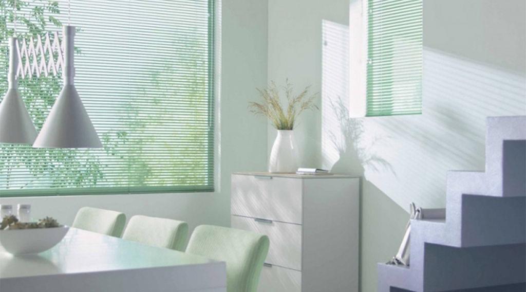 Veni_Stores026_ALU_Lamellen-horizontaal_Store-vénitien_horizontal-blinds-slats_16mm-groen-eetkamer