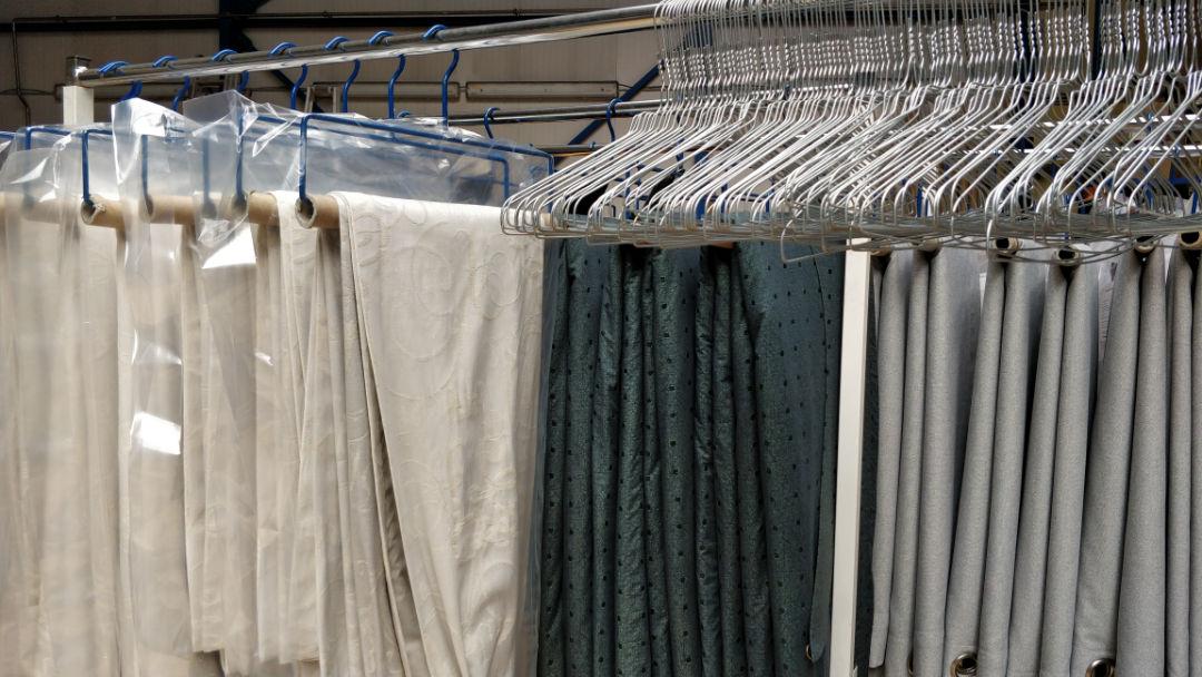 Prijzen reinigen gordijnen - Stores.be