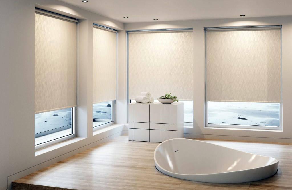 Rolgordijn Voor Badkamer : Vochtige ruimten stores.be