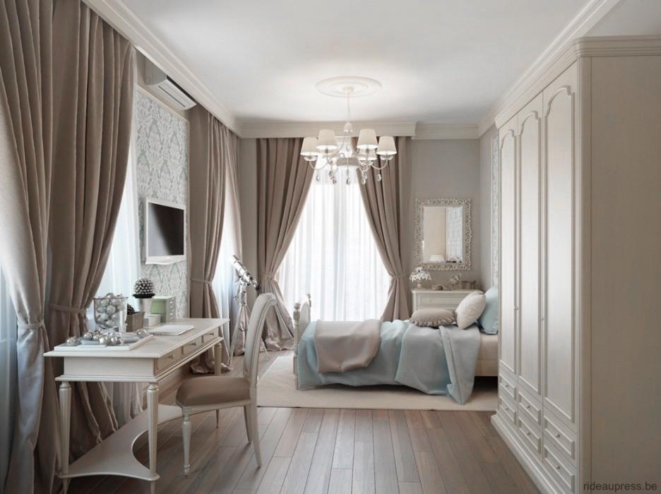 Gord_Stores032_Overgordijnen-met-gordijnhouders_slaapkamer_Klassiek-classique_Tentures-embrasse_chambre-a-coucher